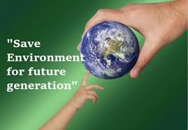 Save the Environment for Future Generations